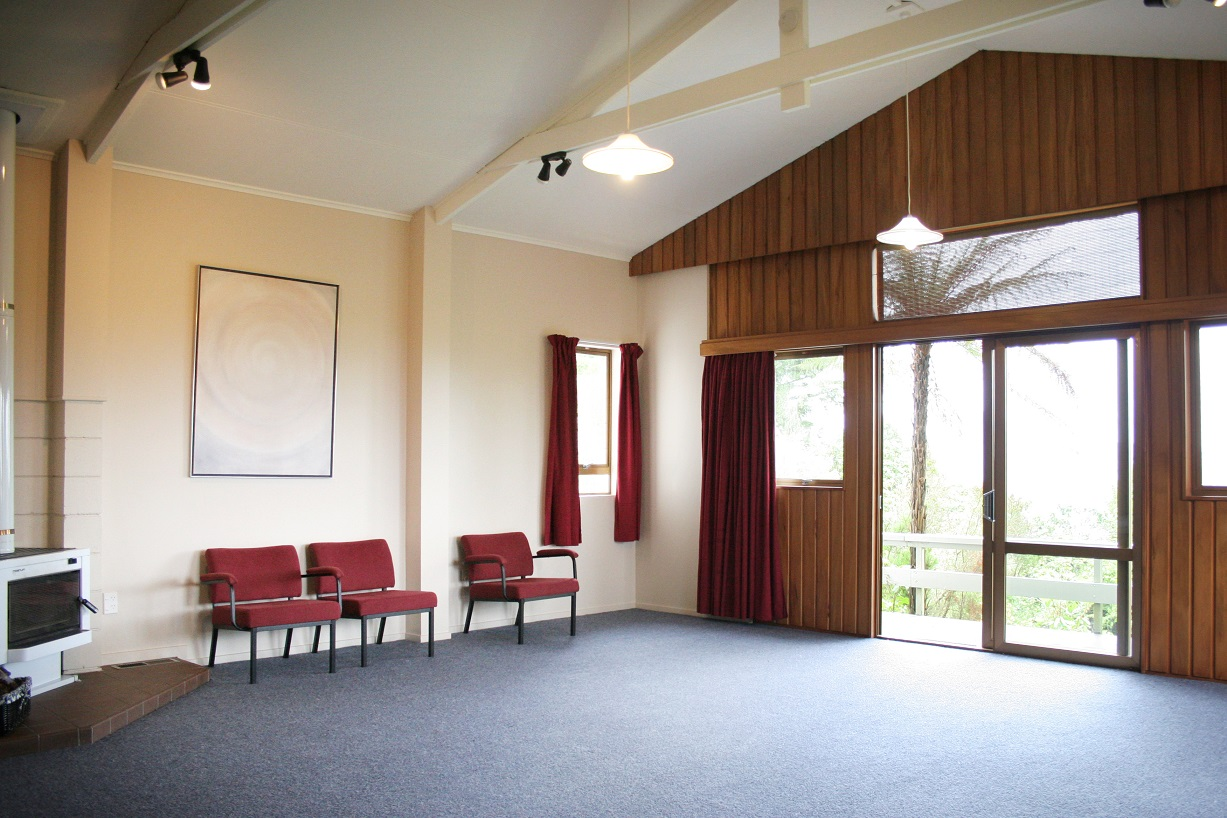 Meeting room Tauhara Conference Retreat