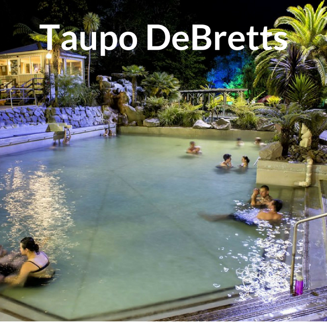 DeBretts Taupo attraction what to do