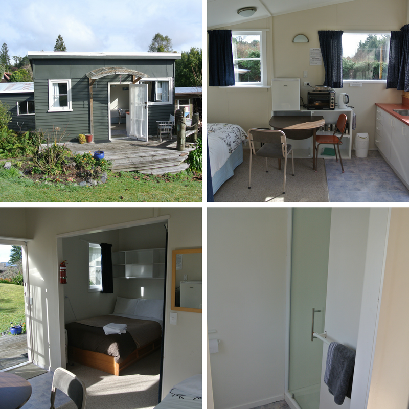 Kowhai cottage accommodation tauhara retreat